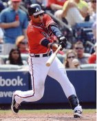 Martin Prado Atlanta Braves 8X10 Photo