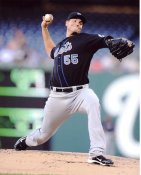Chris Young New York Mets 8X10 Photo