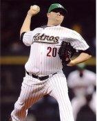 Bud Norris Houston Astros 8X10 Photo
