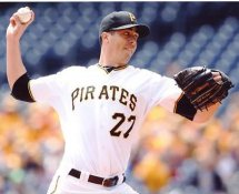 Jeff Karsten Pittsburgh Pirates 8X10 Photo
