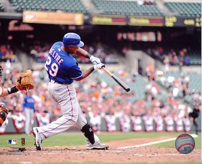 Adrian Beltre LIMITED STOCK Texas Rangers 8X10 Photo
