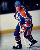 Wayne Gretzky Edmonton Oilers LIMITED STOCK 8X10 Photo