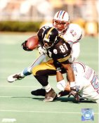 Charles Johnson LIMITED STOCK Pittsburgh Steelers 8x10 Photo