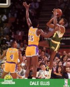 Dale Ellis LIMITED STOCK Seattle Sonics 8X10 Photo