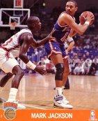 Mark Jackson SUPER SALE Slight Corner Creases New York Knicks 8X10 Photo