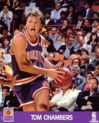 Tom Chambers SUPER SALE Slight Corner Creases Phoenix Suns 8X10 Photo