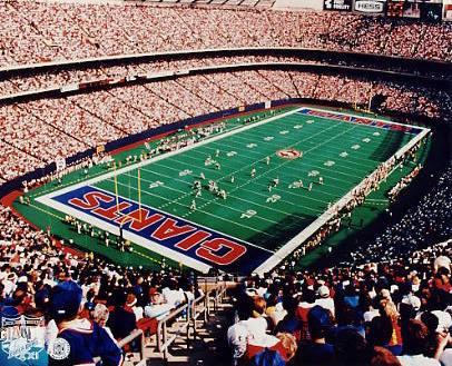 N2 Giants Stadium Super Bowl XXI LIMITED STOCK 8X10 Photo