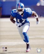 Plaxico Burress LIMITED STOCK New York Giants 8X10 Photo