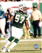 Mo Lewis LIMITED STOCK New York Jets 8X10 Photo