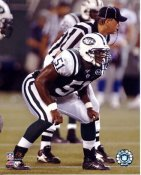 Jonathan Vilma LIMITED STOCK New York Jets 8X10 Photo