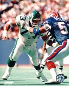 Joe Klecko LIMITED STOCK New York Jets 8X10 Photo