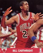 Bill Cartwright LIMITED STOCK Chicago Bulls 8x10 Photo