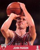 John Paxson LIMITED STOCK Chicago Bulls 8x10 Photo