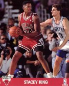 Stacey King SUPER SALE Chicago Bulls 8x10 Photo