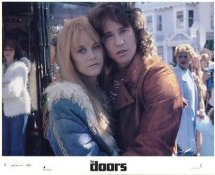 Val Kilmer & Meg Ryan The Doors Movie LIMITED STOCK 8X10 Original Lobby Card Photo