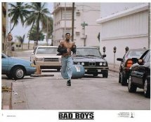 Will Smith In Bad Boys LIMITED STOCK 8X10 Original Lobby Card Photo