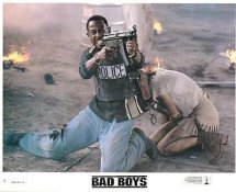 Martin Lawrence In Bad Boys LIMITED STOCK 8X10 Original Lobby Card Photo