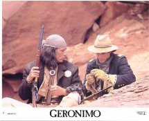 Jason Patric In Geronimo LIMITED STOCK 8X10 Original Lobby Card Photo