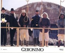 Gene Hackman In Geronimo LIMITED STOCK 8X10 Original Lobby Card Photo