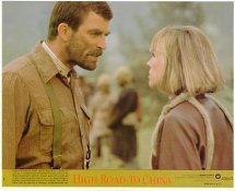 Tom Selleck & Bess Armstrong In High Road To China LIMITED STOCK 8X10 Original Lobby Card Photo