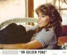 Jane Fonda On Golden Pond LIMITED STOCK 8X10 Original Lobby Card Photo