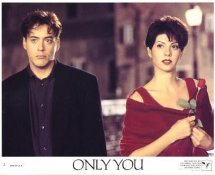 Robert Downey Jr & Marisa Tomei In Only You LIMITED STOCK 8X10 Original Lobby Card Photo