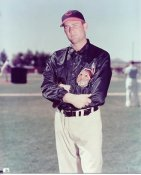 Bob Feller LIMITED STOCK Cleveland Indians 8X10 Photo