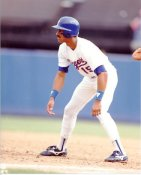 Juan Gonzalez  LIMITED STOCK Texas Rangers 8X10 Photo