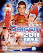 Blake Griffin 2011 ROY Los Angeles Clippers 8x10 Photo LIMITED STOCK