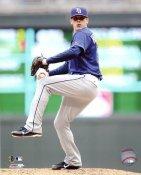Jeremy Hellickson LIMITED STOCK Tampa Bay Devil Rays 8X10 Photo