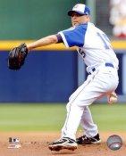 Tim Hudson LIMITED STOCK Atlanta Braves 8X10 Photo