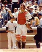 Thurman Munson LIMITED STOCK No Hologram New York Yankees 8X10 Photo
