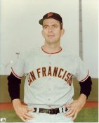 Gaylord Perry LIMITED STOCK San Francisco Giants 8X10 Photo