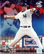 Roger Clemens LIMITED STOCK 2000 World Series New York Yankees 8X10 Photo