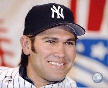 Johnny Damon LIMITED STOCK New York Yankees 8X10 Photo