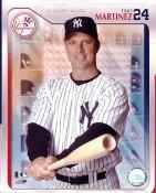 Tino Martinez LIMITED STOCK New York Yankees 8X10 Photo