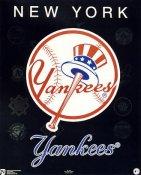 Yankees Logo New York Photo 8X10 Photo