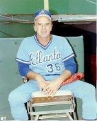 Phil Niekro LIMITED STOCK Atlanta Braves 8X10 Photo