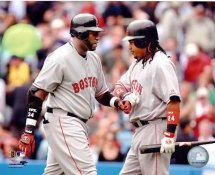 Manny Ramirez & David Ortiz LIMITED STOCK Red Sox 8X10 Photo