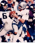 Ken Stabler LIMITED STOCK Oakland Raiders 8X10 Photo