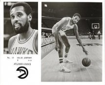 Ollie Johnson LIMITED STOCK Atlanta Hawks 8X10 Photo