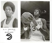 Wayne Rollins LIMITED STOCK Atlanta Hawks 8X10 Photo