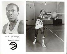 Ken Charles LIMITED STOCK Atlanta Hawks 8X10 Photo