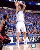 Dirk Nowitzki Game 5 2011 NBA Finals Dallas Mavericks 8X10 Photo LIMITED STOCK