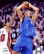 Dirk Nowitzki Game 2 2011 NBA Finals Dallas Mavericks 8X10 Photo LIMITED STOCK
