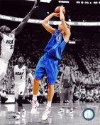 Dirk Nowitzki Game 1 2011 NBA Finals Dallas Mavericks 8X10 Photo LIMITED STOCK