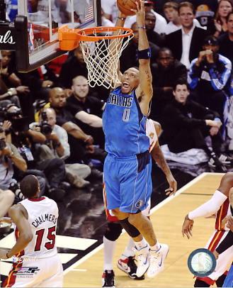 Shawn Marion Game 6 2011 NBA Finals Dallas Mavericks 8X10 Photo LIMITED STOCK
