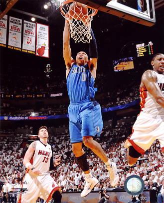 Shawn Marion Game 2 2011 NBA Finals Dallas Mavericks 8X10 Photo LIMITED STOCK