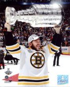 Mark Recchi With Stanley Cup 2011 LIMITED STOCK Boston Bruins 8x10 Photo