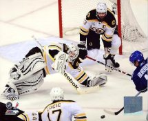 Tim Thomas Game 7 Stanley Cup Finals 2011 Boston Bruins 8x10 Photo